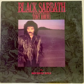 BLACK SABBATH: Seventh Star Featuring Tony Iomm