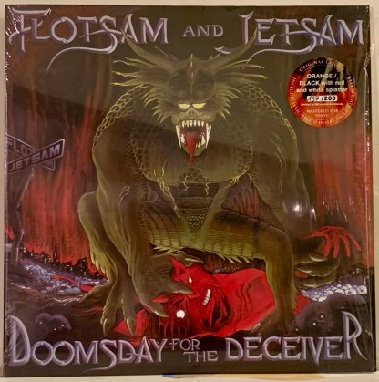 flotsam and jetsam doosday for the deceiver
