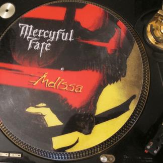 MERCYFUL FATE - MELISSA Mega Rare