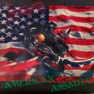 Venom - American Assault EP 1985