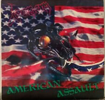 Venom - American Assault EP 1985