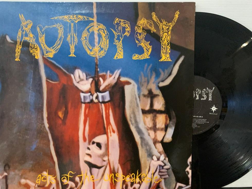 Autopsy-–-Acts-Of-The-Unspeakable-LP-1992-Peaceville-VILE