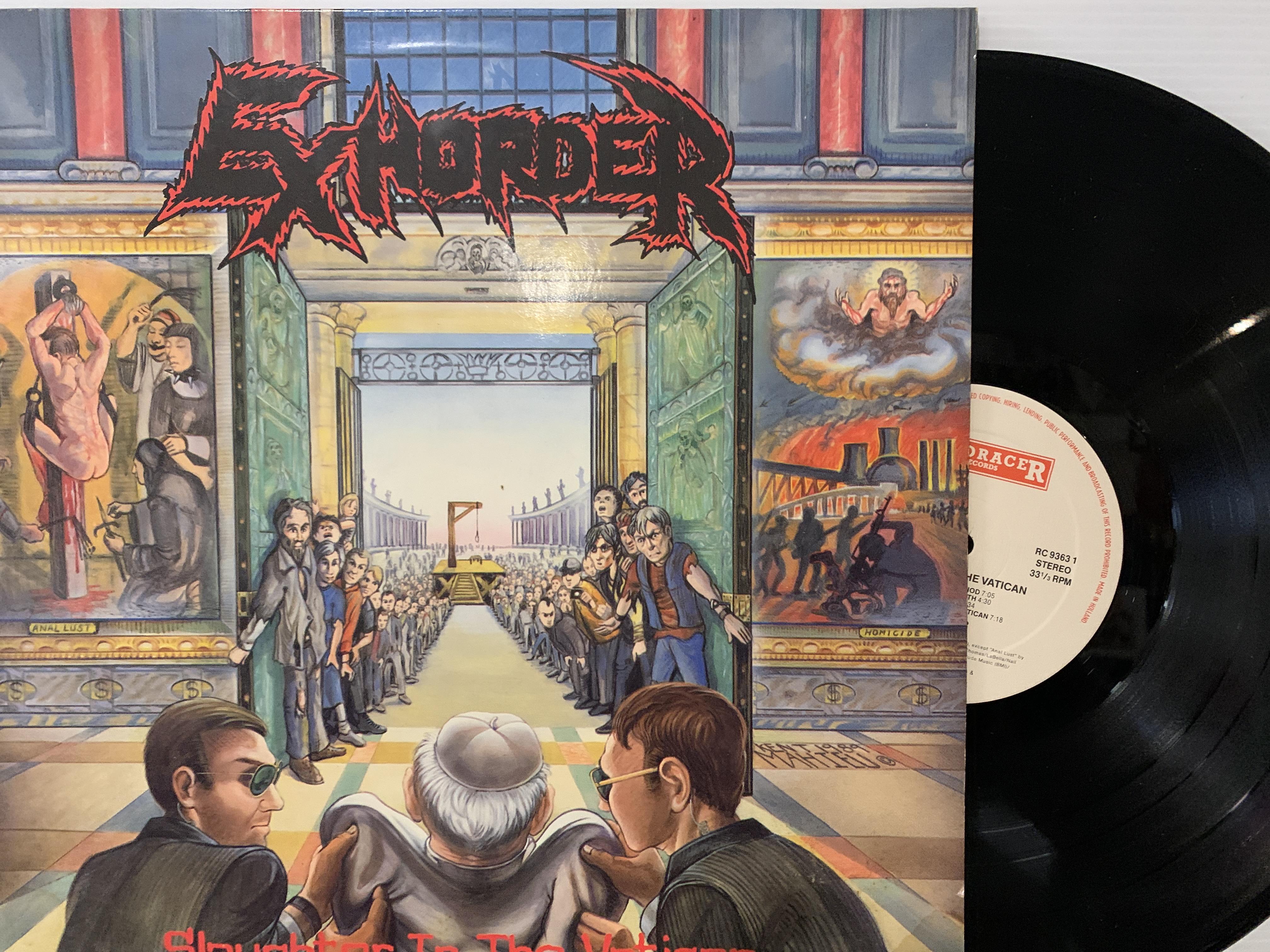 Rare Thrash Metal Album / CD Collection From Greece