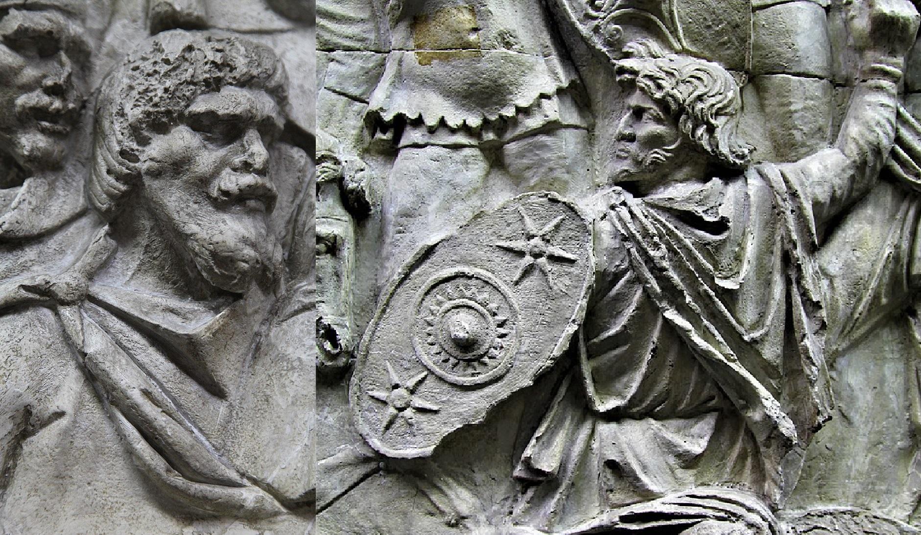 800px-Columna_lui_Traian,_Roma_-_detaliu-_Portret_de_razboinic_Dac