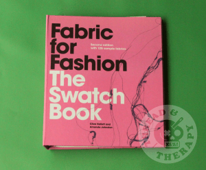 Fabric for Fashion: The Swatch Book.