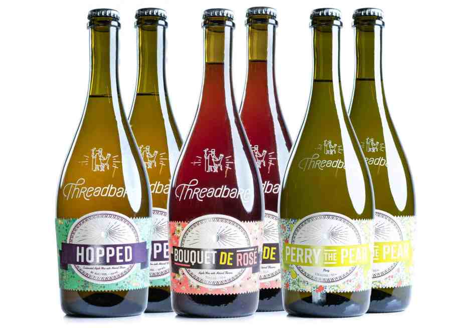 Threadbare Cider Springtime Cider Bundle