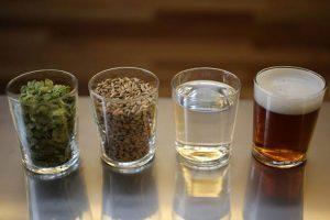 Home brewing ingredients