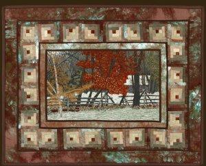 Thread painting by Bridget OFlaherty Guesthouse_custom-order