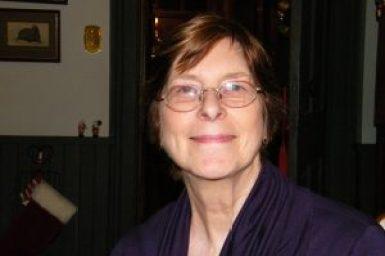 Bridget's mother Kathleen O'Flaherty 2001