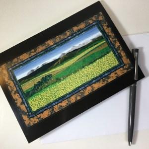 ArtCard Alberta BigSky by Bridget O'Flaherty