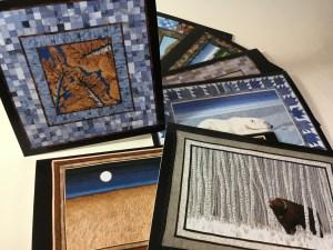 ArtCard Set of 7 by Bridget O'Flaherty