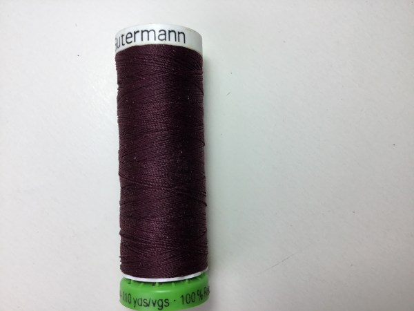 rPet recycled content thread colour 130 spool