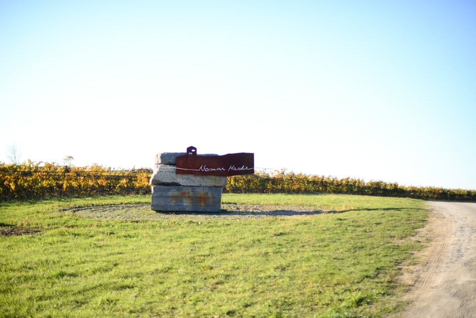 Prince Edward County Wineries - Norman Hardie Winery