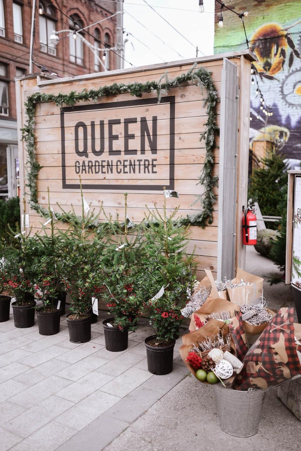 Queen Garden Centre Toronto - Christmas in the City
