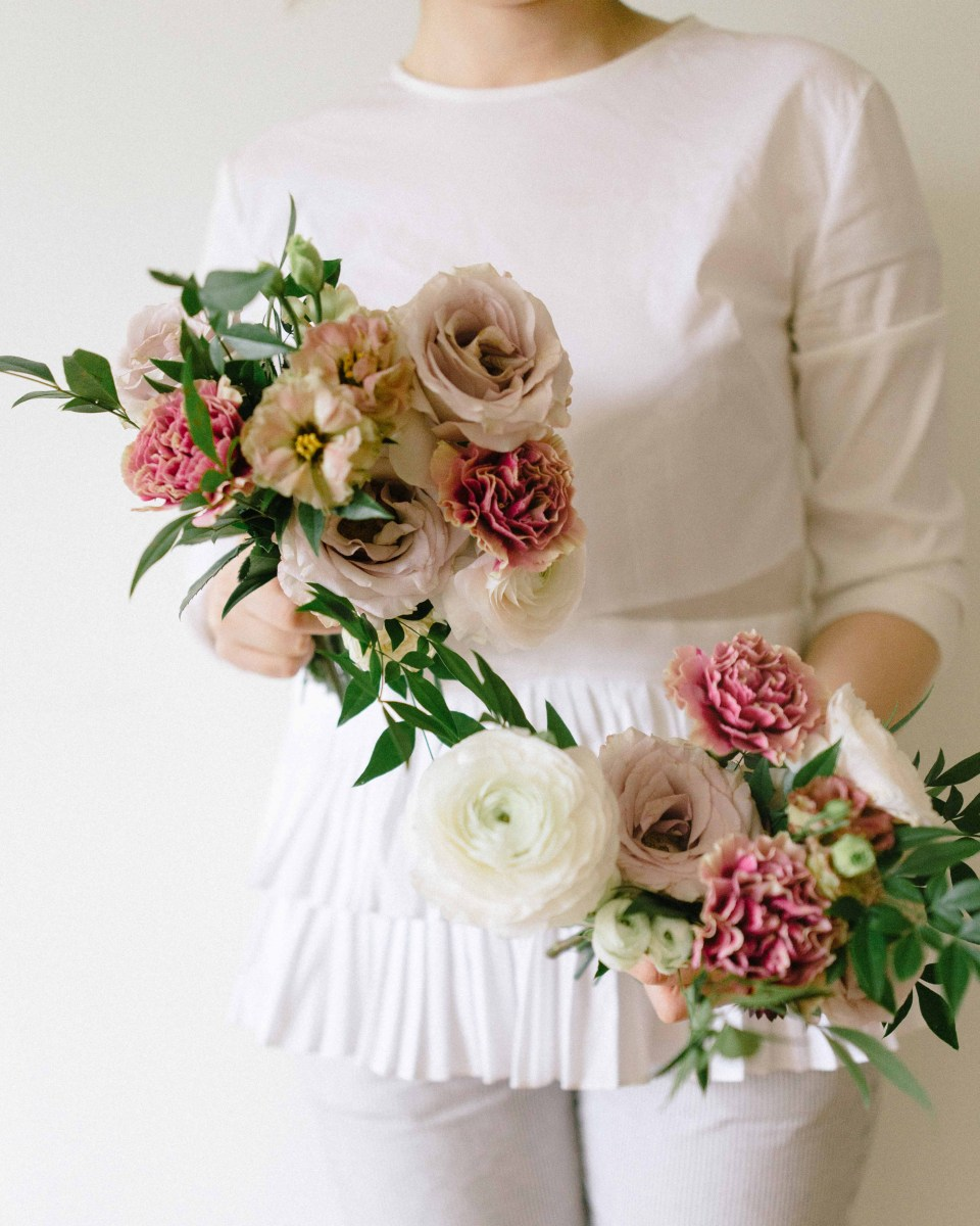 Small Bridesmaids Bouquets