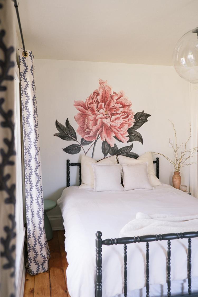 Bedroom Makeover - Urban Walls Decals