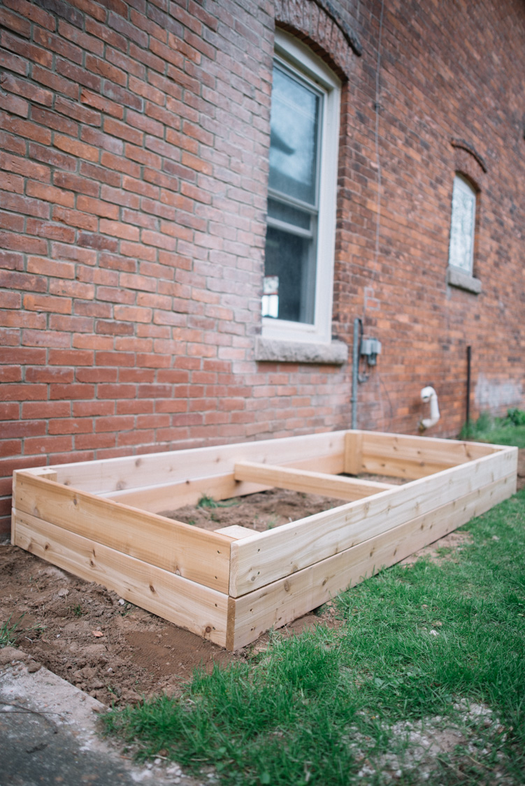 How to Build a Raised Planter Box