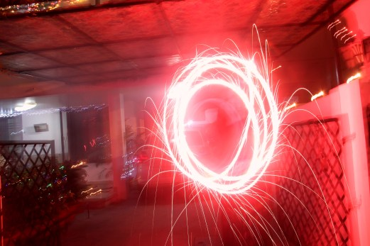 The Circle Of Luminescence...