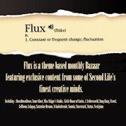 Flux August 2013