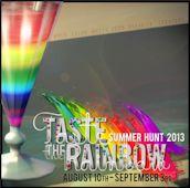 Taste the Rainbow 2013