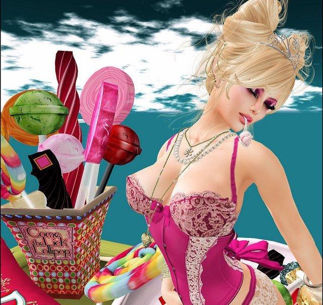 Candy Shop Sugar Rush