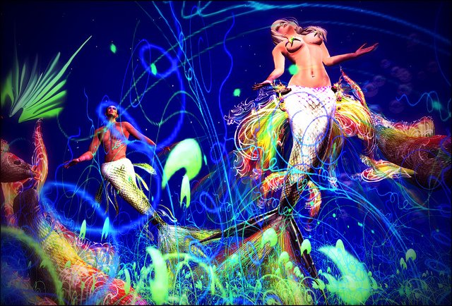 Devious Mermaid