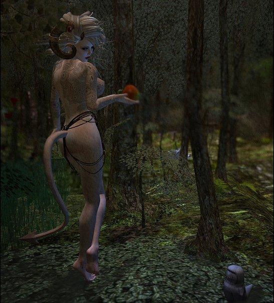 Storybook Saturday - Lilith