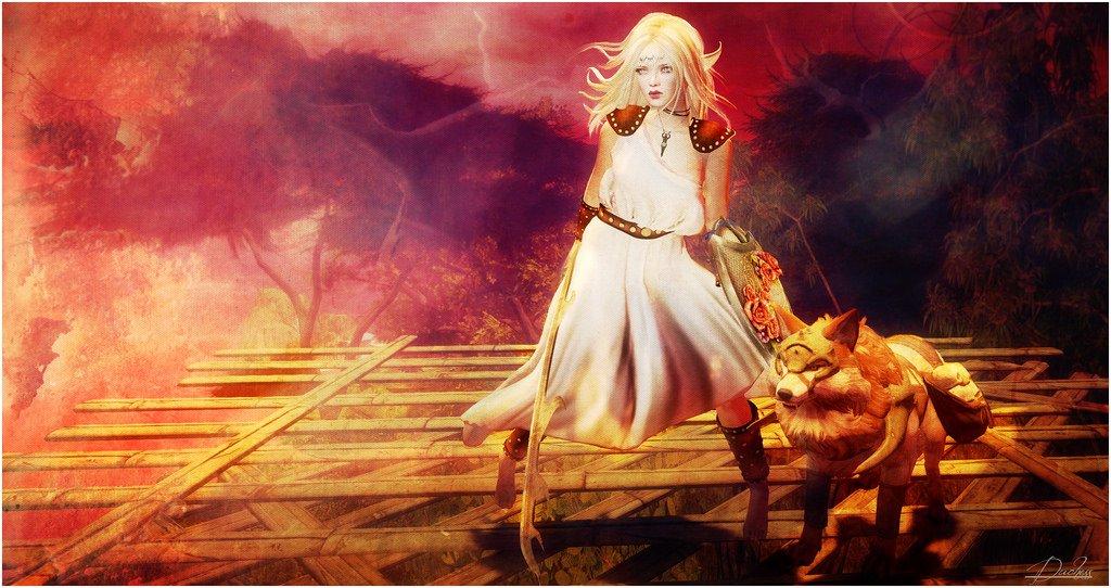Amazonian ~ Tales of Fantasy