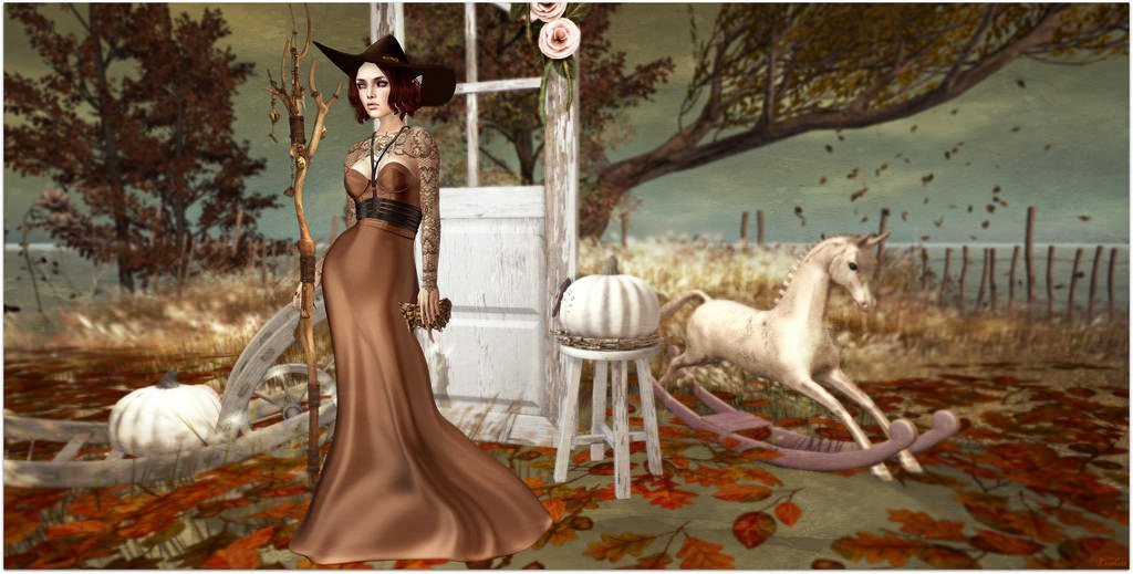 Spellbound on Ippos ~ Duchess
