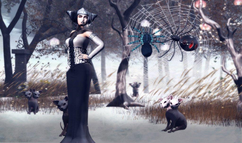 ...Mistress of Mirkwood...