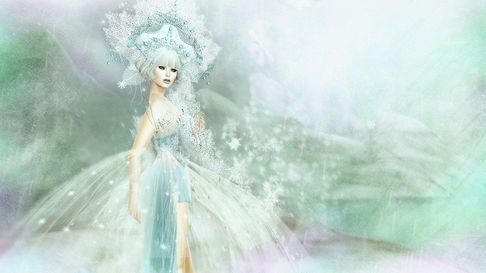 Siberian Ice Queen