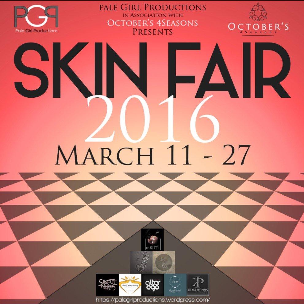Skin Fair 2016