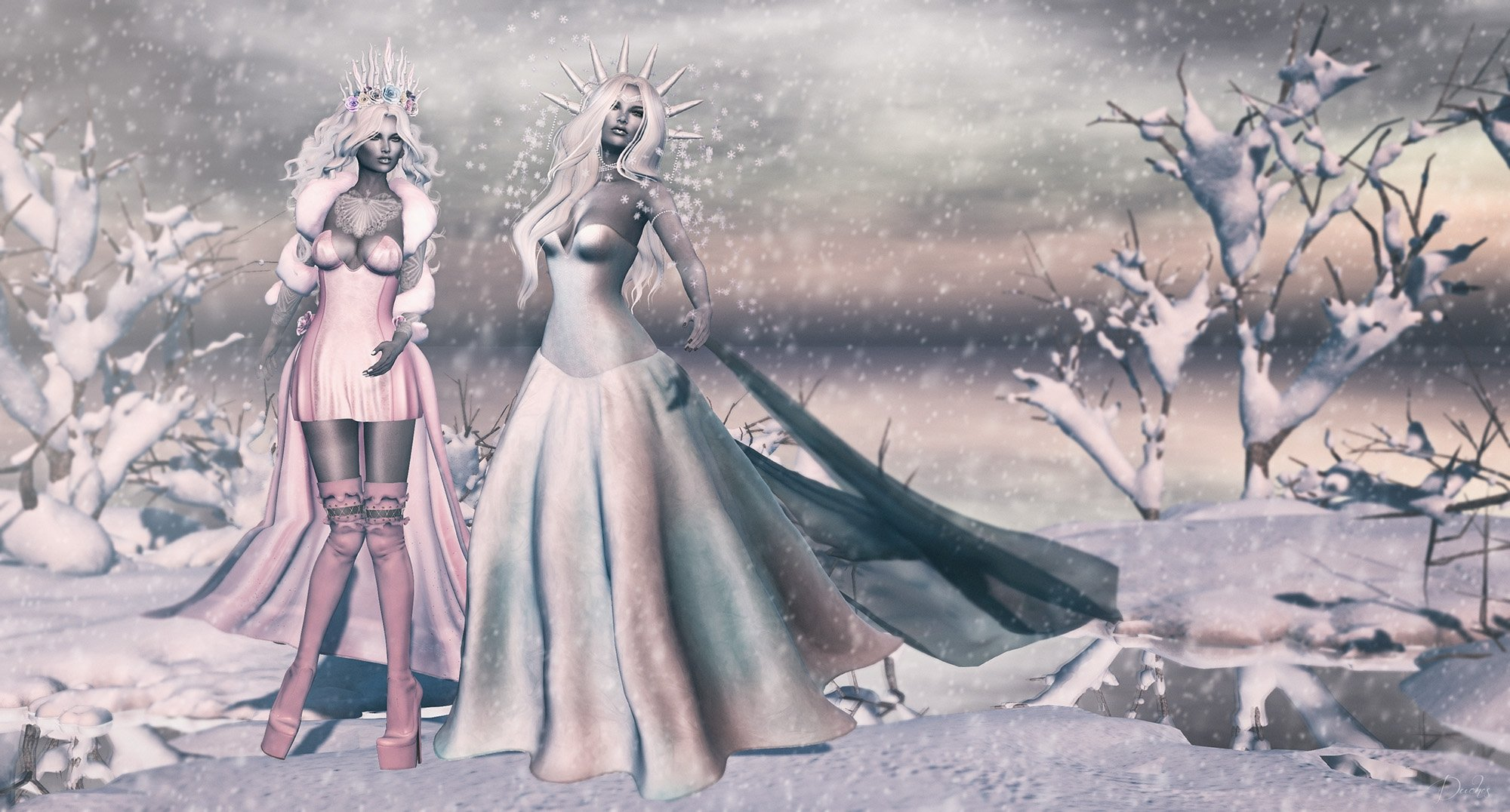 snow-divas