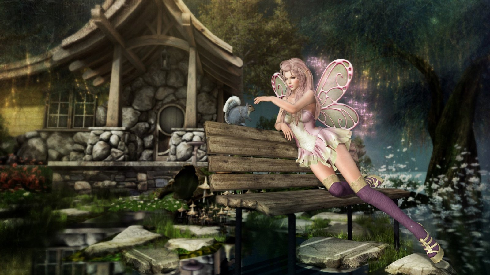 Lua's Fairy Godmother