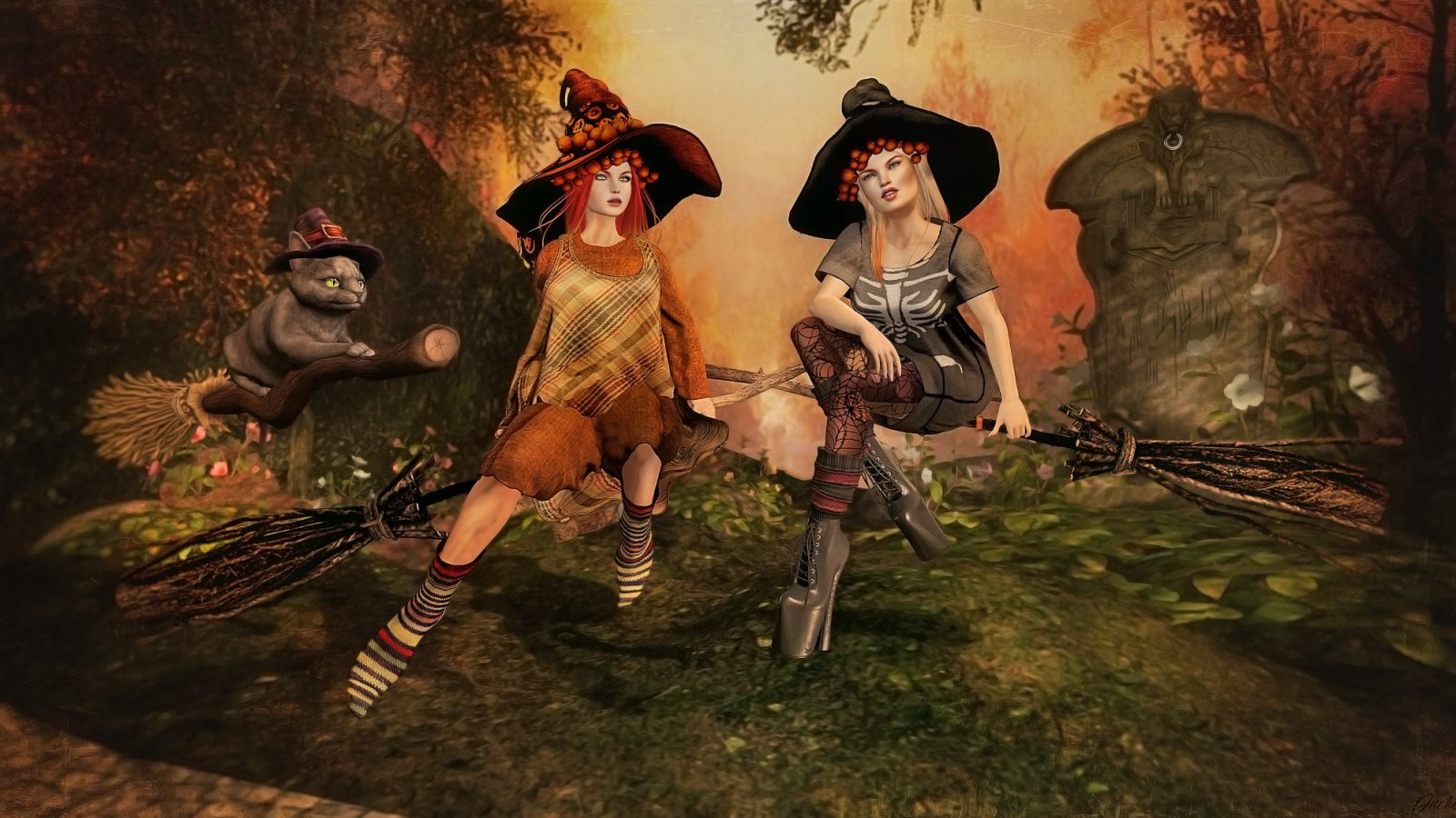 Autumn Witches
