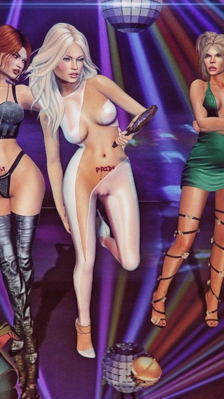 The 7 Deadly Sins Go Clubbing