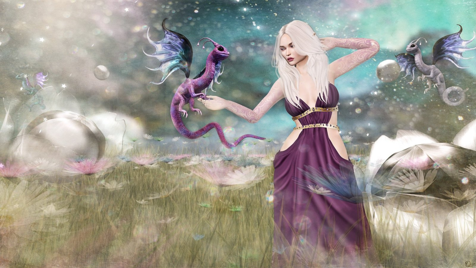 Faerie Dragons