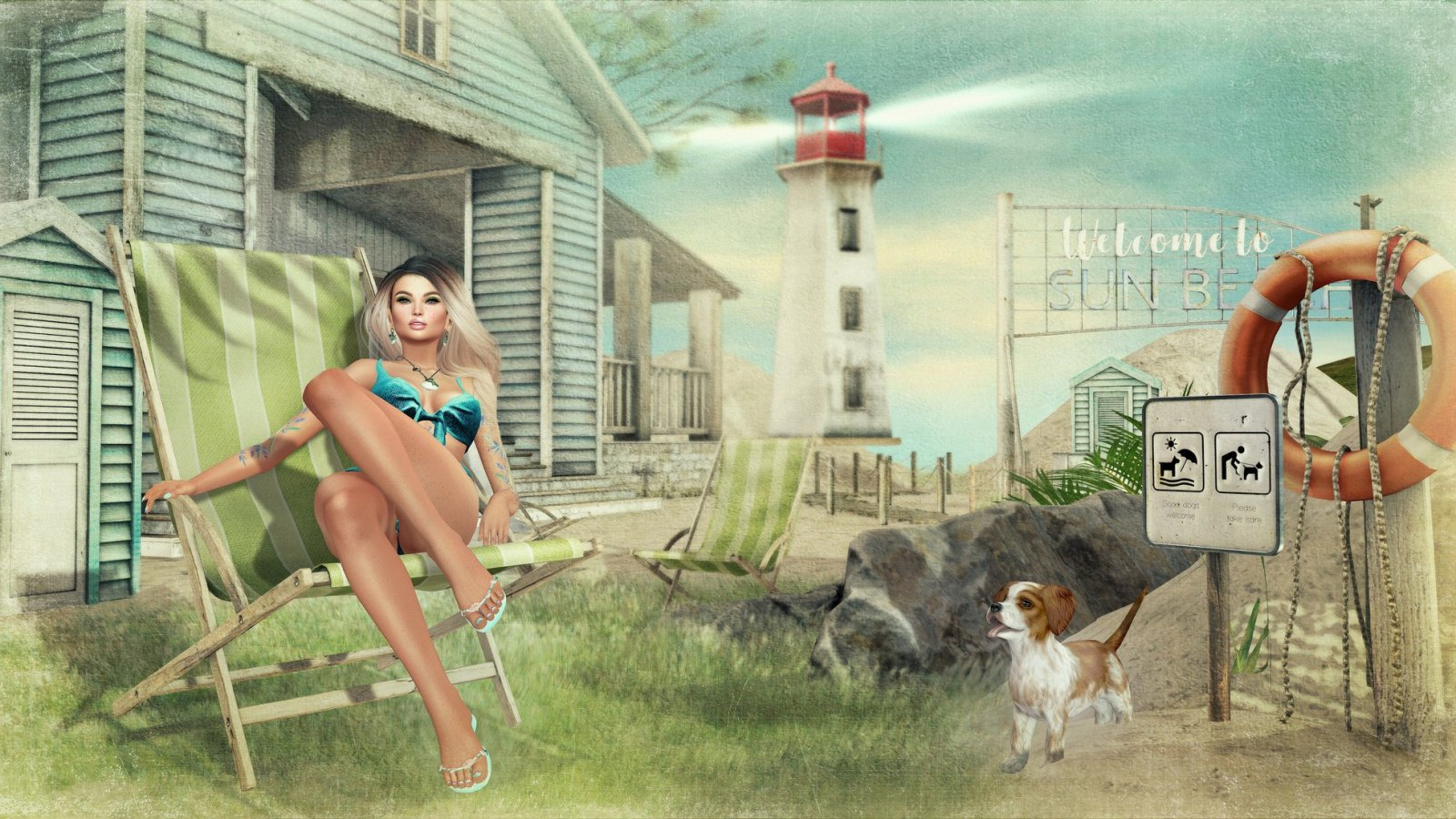 Welcome to Sun Beach