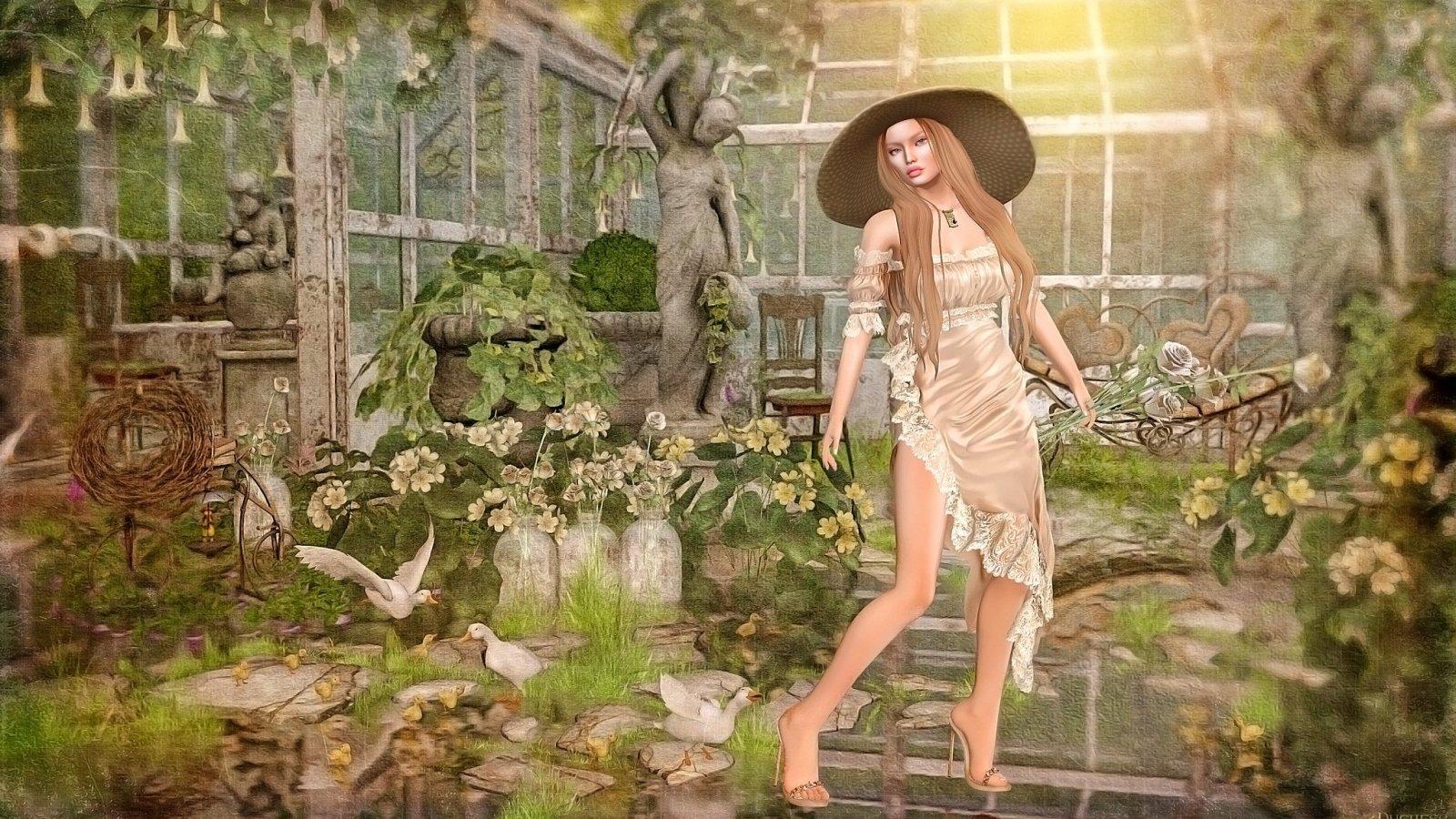 Korina's Garden