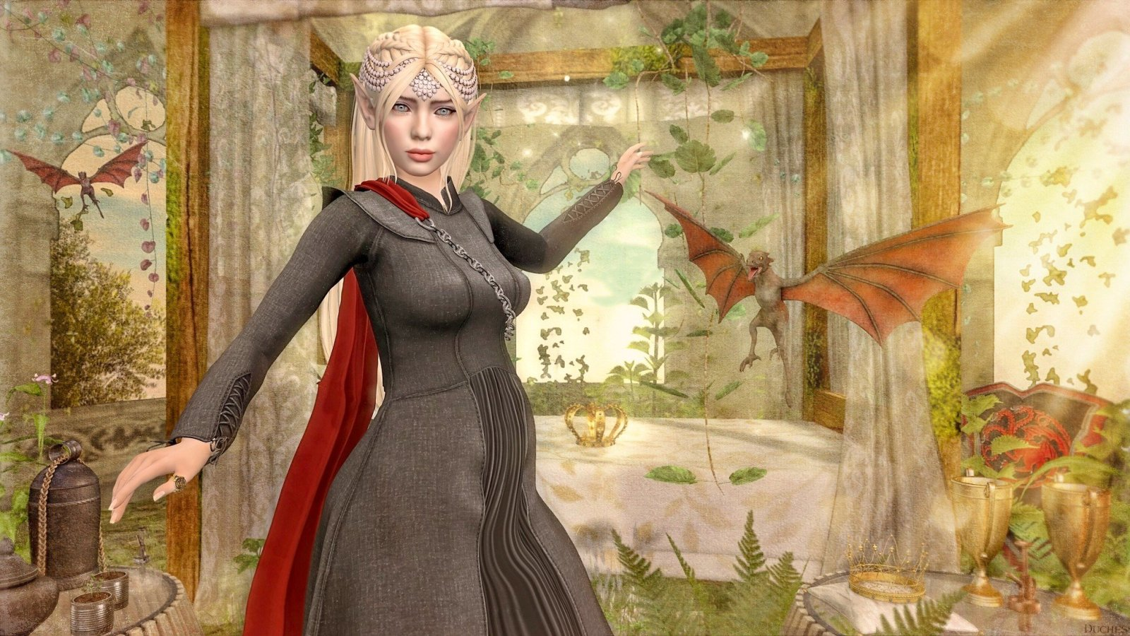 Lady of Dragonstone
