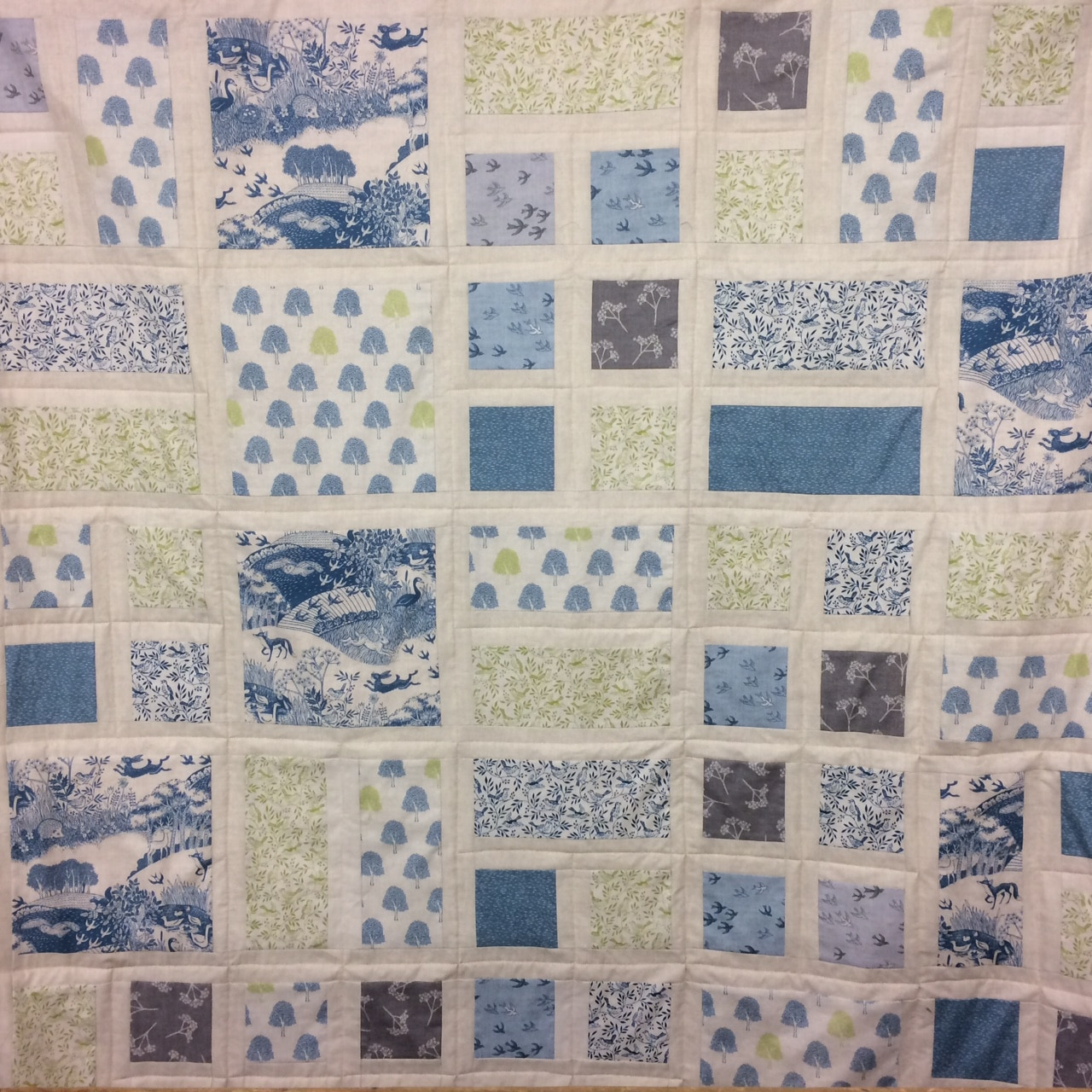 Heartwood Quilt