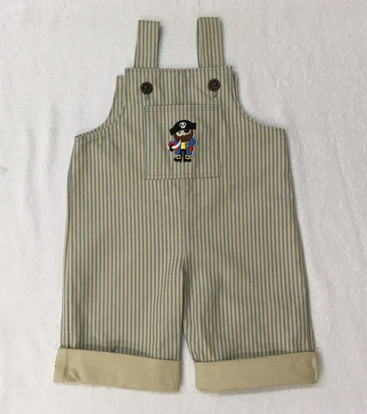 Toddler Dungaree Workshop