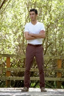 Size 30 Sample modeled by Matt