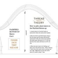 Free pattern download: Short Sleeve Shirt