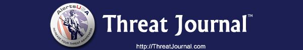Threat Journal Logo Banner - ALLOW  IMAGES