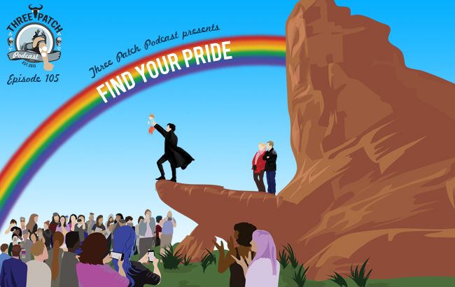 Episode 105: Find Your Pride