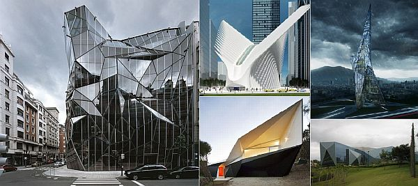Origami Inspired Architectural Designs Three Arts