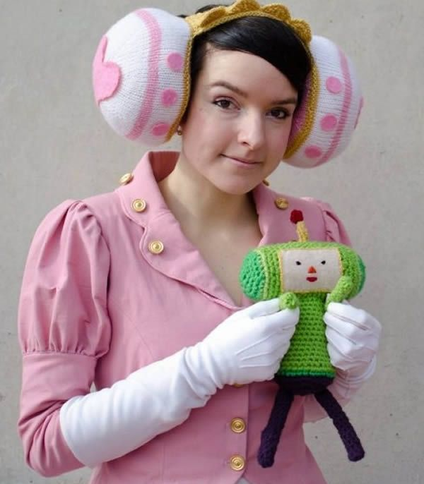 Katamari Damancy Earmuffs