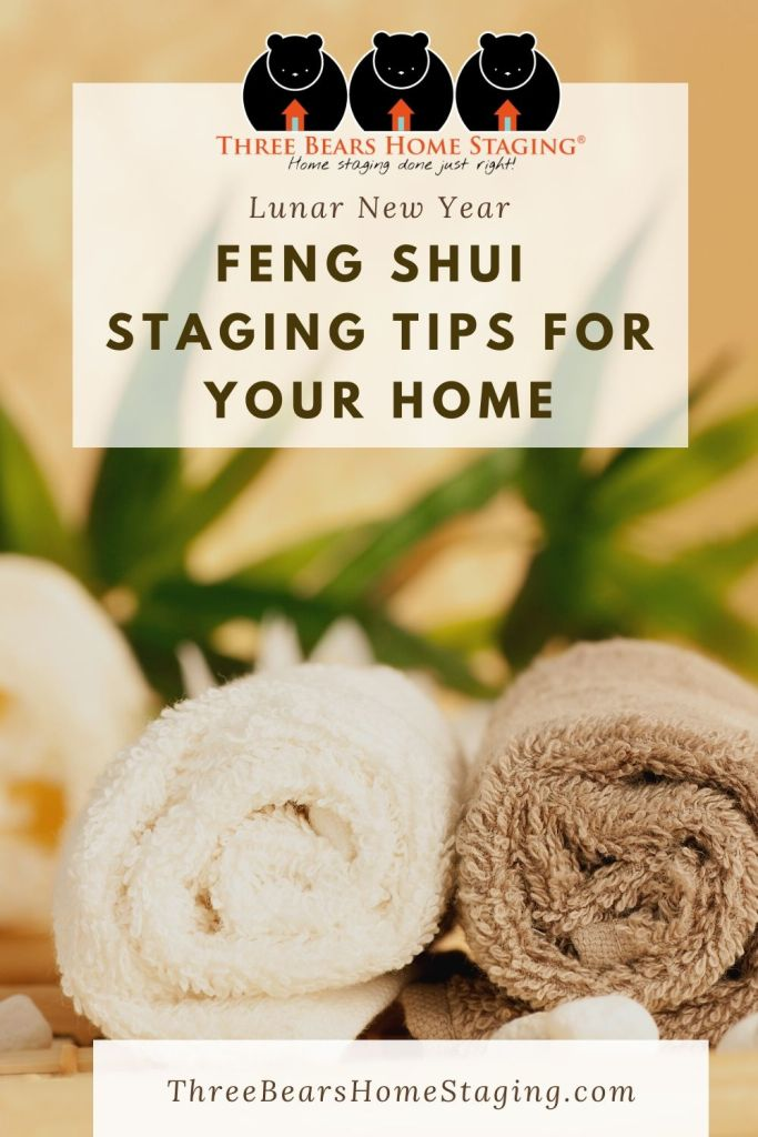 feng shui staging