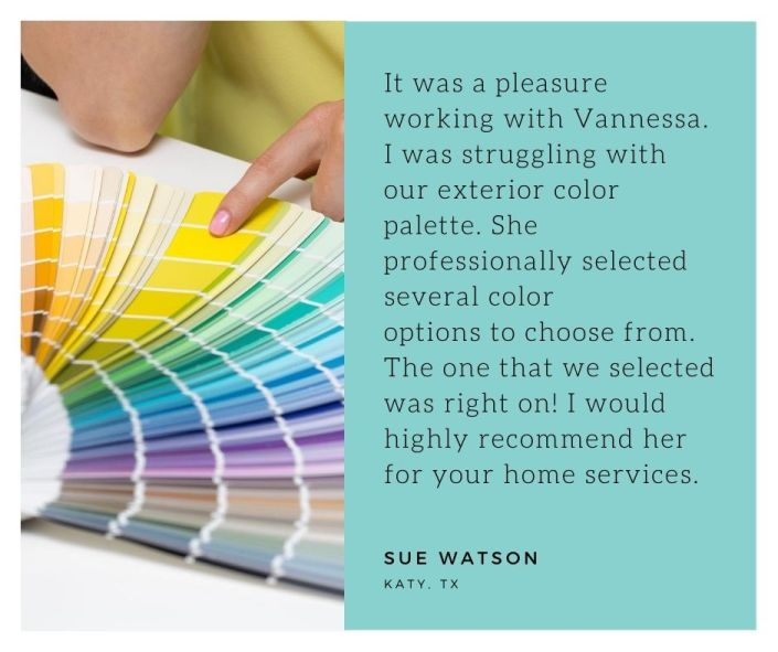 color consultation testimonial